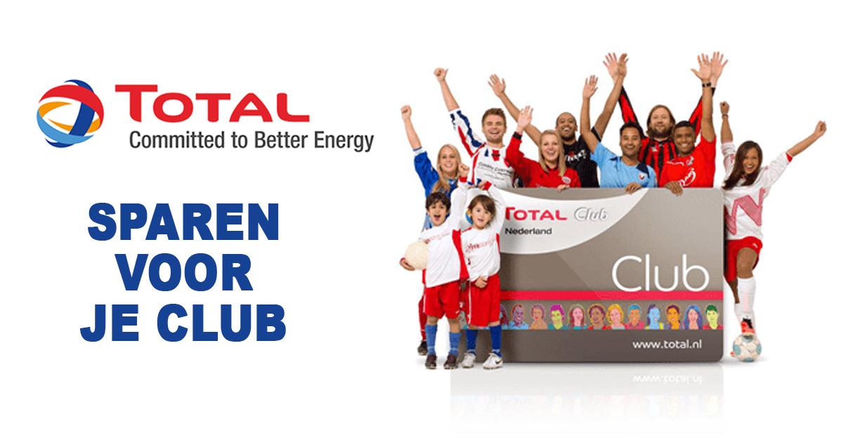 Total Club voetbalactie: Mooi bedrag opgehaald!