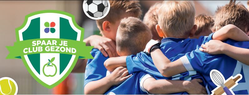PLUS sponsorpunten sparen voor VVR